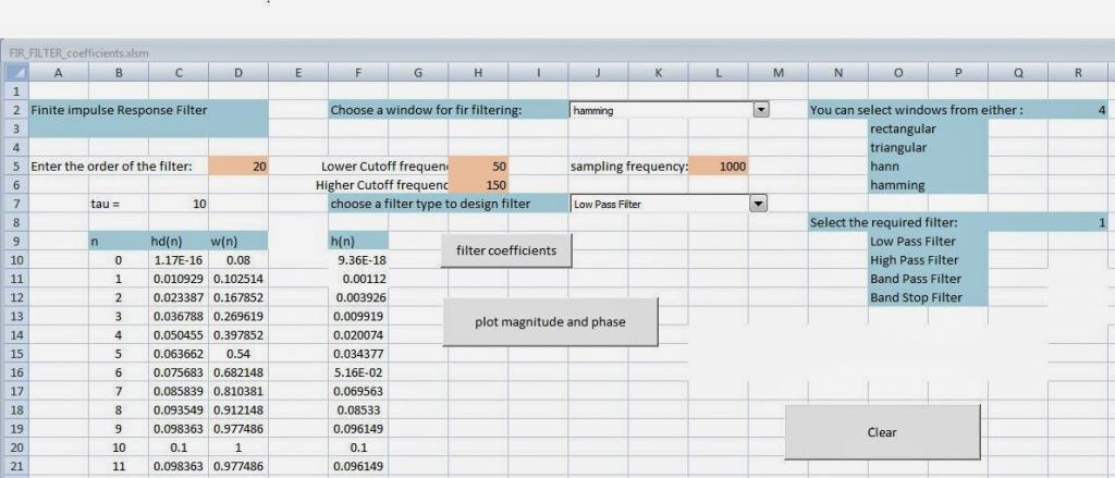 FIR2PASM: Automatic FIR Filter Code Generator - Page 2 — Parallax Forums