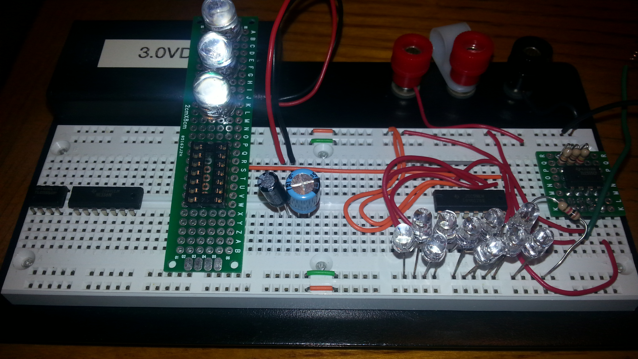 555 Timer Project Electronics Forum Circuits Projects And