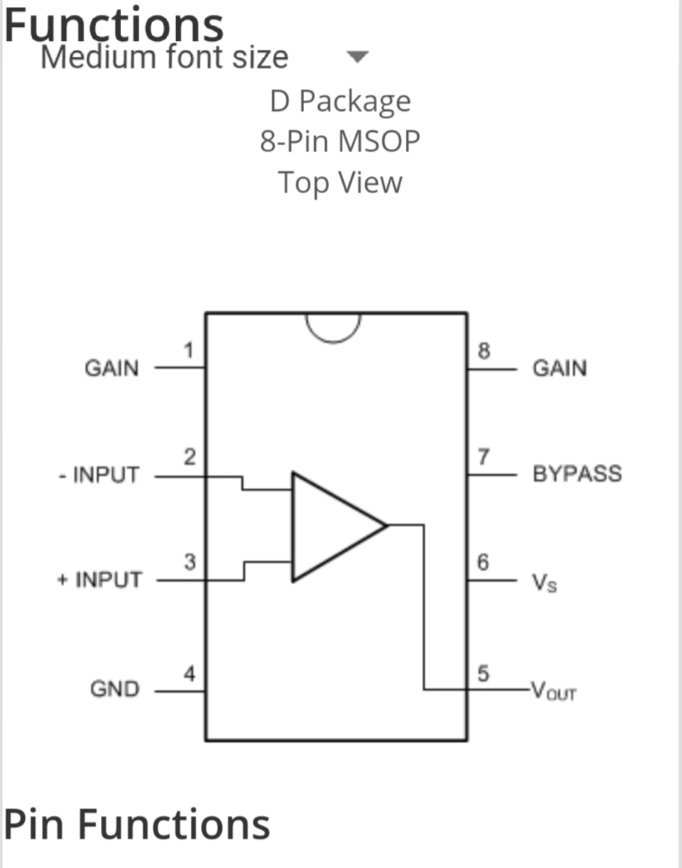 Lm386n Audio Amp Driven With Propeller Parallax Forums Wiring Diagram Single Chip 25 Watt Mono Classd Power Amplifier Screenshot 2018 03 05 20 02 1