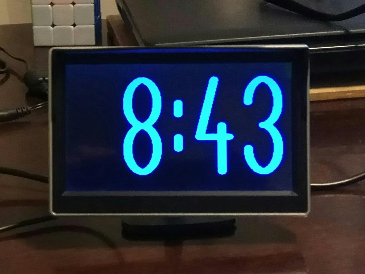 $2 Clock Kit — Parallax Forums
