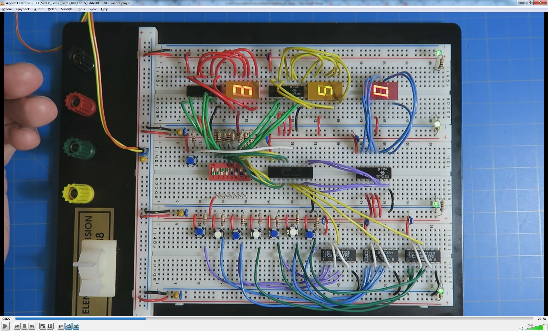 Announcing My New Class On Udemy Crash Course Electronics And Pcb Working Forum Circuits Projects Microcontrollers Crashcourseprojectcalculator