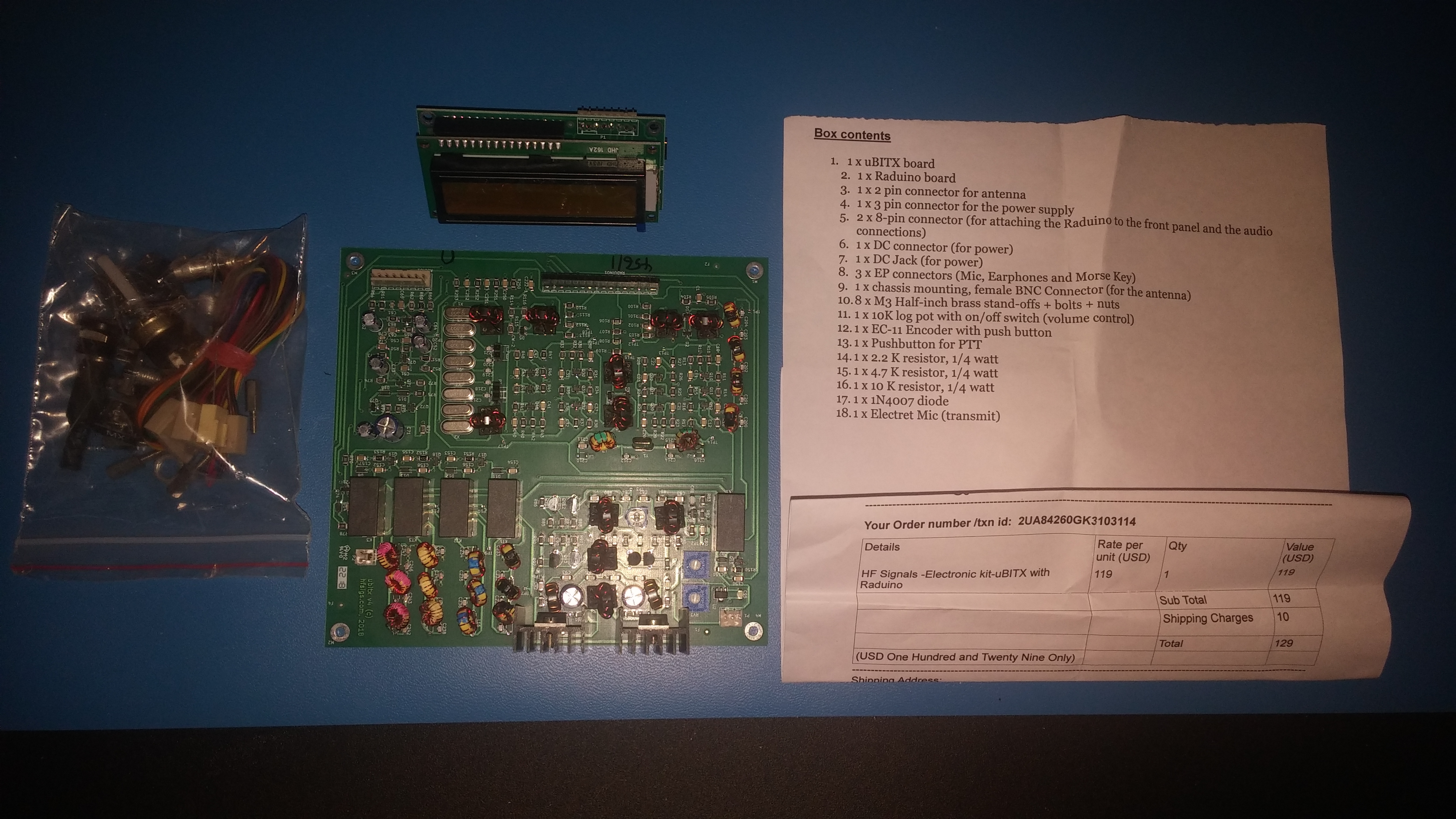 CQ DX >> MEET THE MICROBITX: A SIMPLE TO BUILD, ALL-BAND