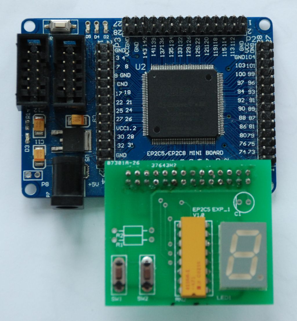 Getting started with FPGAs - Page 4 — Parallax Forums