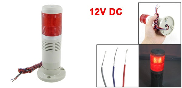 Need To Make 12v Dc Red Signal Tower Lamp Alarm Warning Light Buzz Blink At Once Parallax Forums