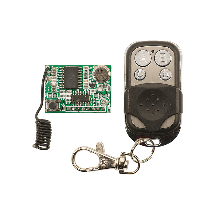 Key Fob Remote More Info 315mhz Vs 433mhz Parallax Forums