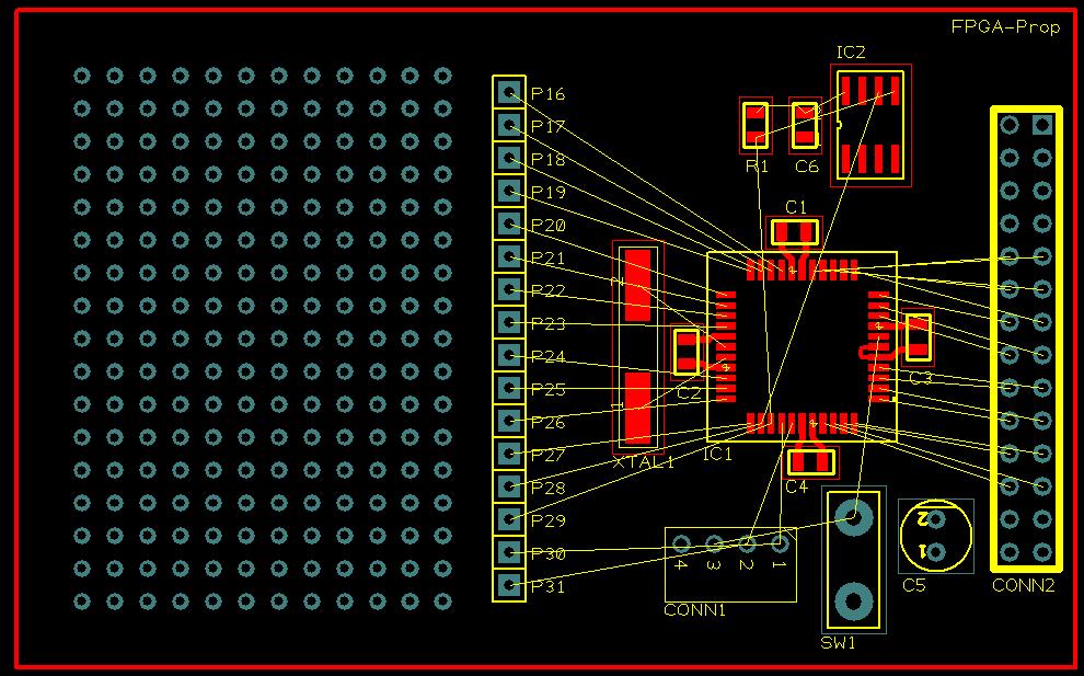 FPGA-Prop - connecting the Propeller to an FPGA — Parallax Forums