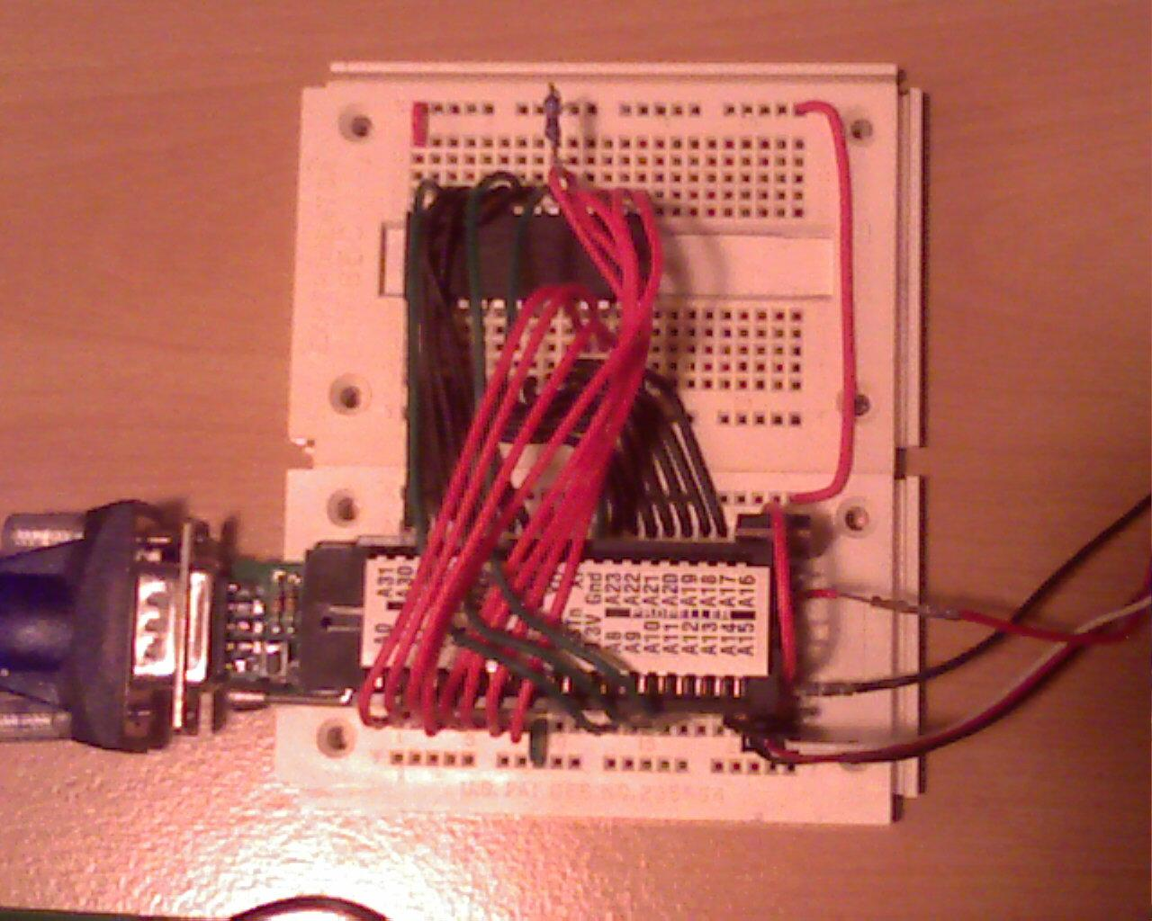 Propeller Eeprom Upgrade Parallax Forums First Step Into Programming Prop To Fram 01