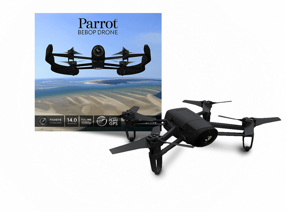 New Parrot Drone