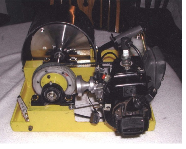 Is there any heavy fuel robots parallax forums for Rc electric motor dyno