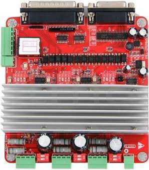 Pinout or documentation for 3 axis tb6560 stepperdriver for Tb6560 stepper motor driver manual