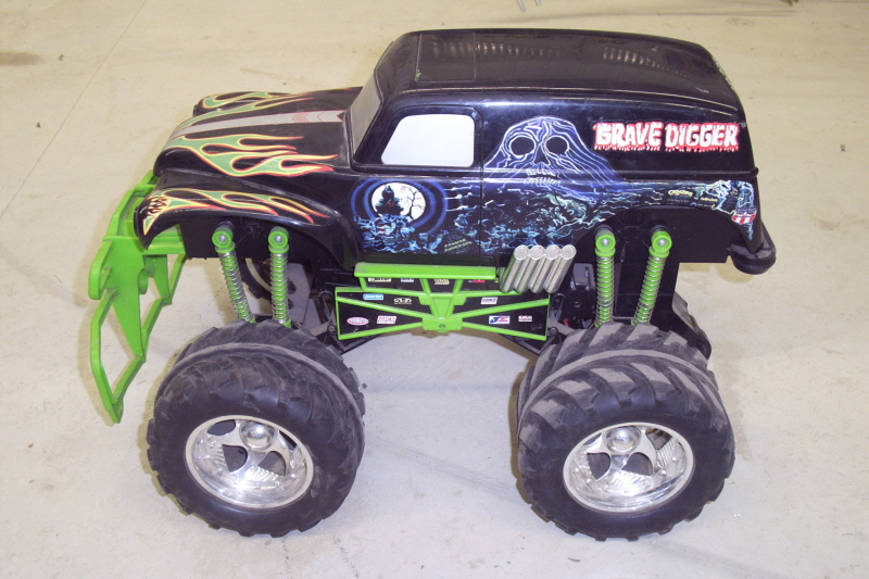 RC Truck — Parallax Forums