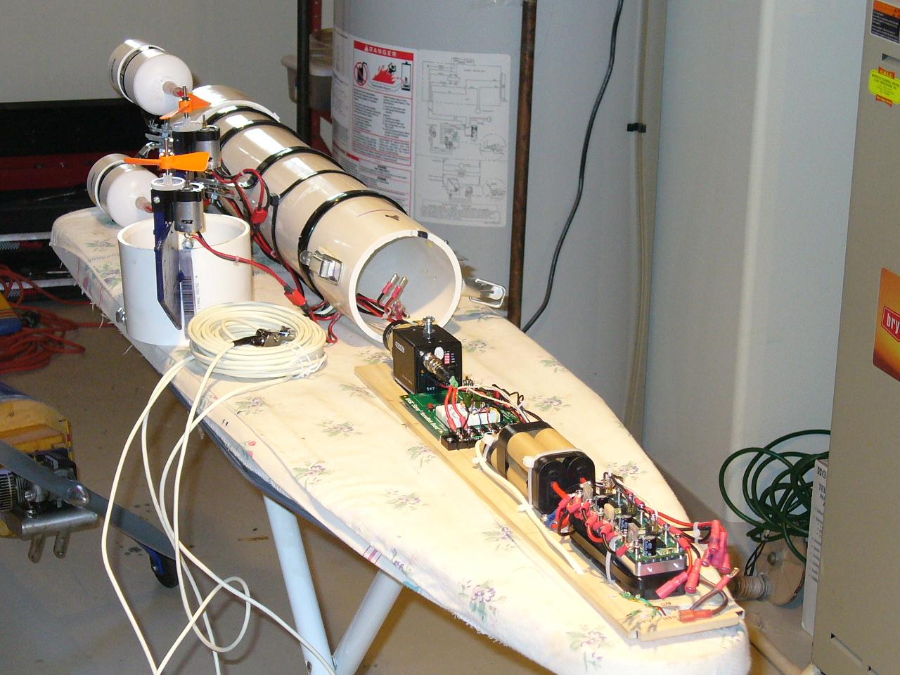 BS2 Submersible ROV — Parallax Forums