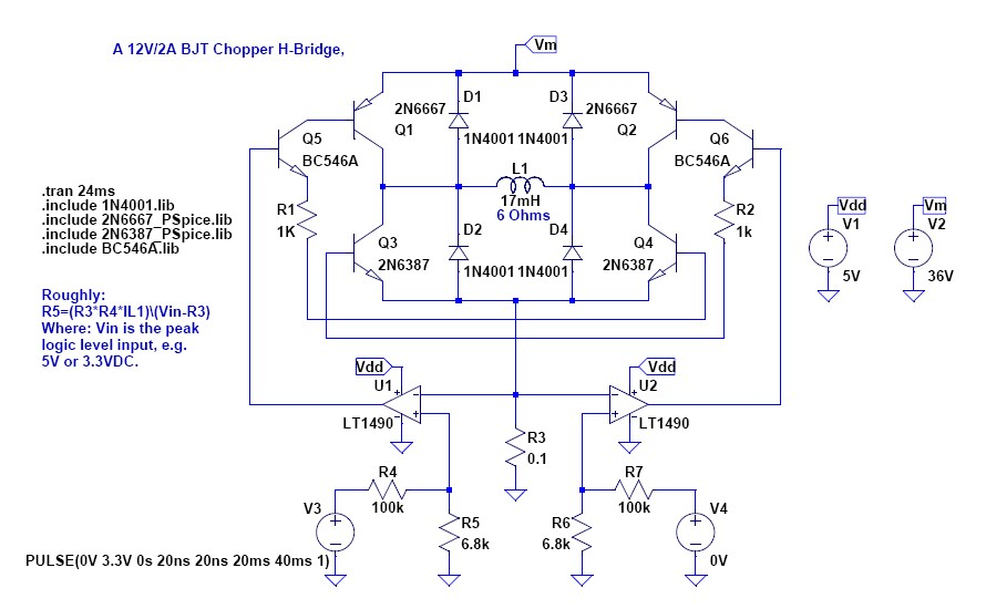 Stepper Motor Driver Problem — Parallax Forums
