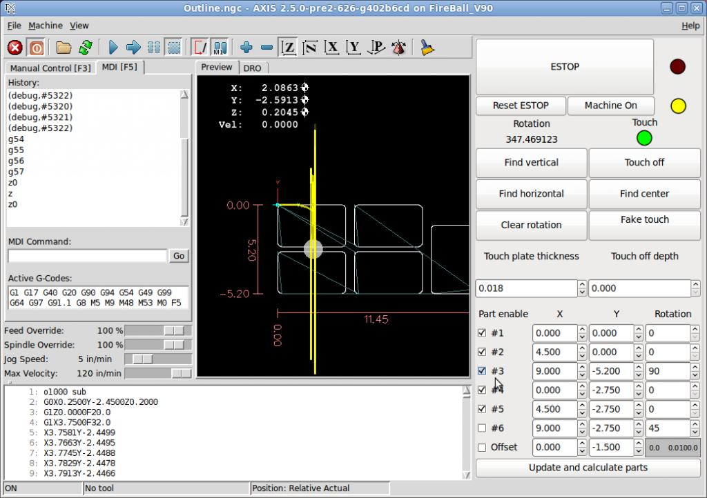 LinuxCNC Users? — Parallax Forums