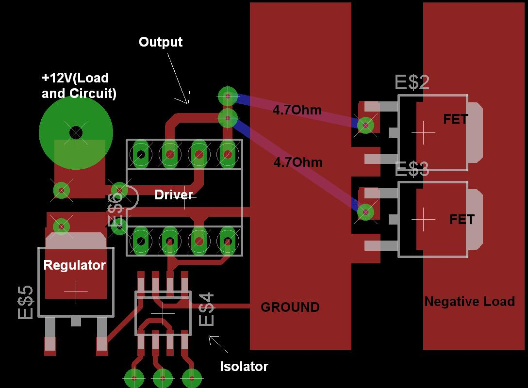 Is The Prop Killing My Mosfet Drivers Parallax Forums Driver Circuits Circdiag