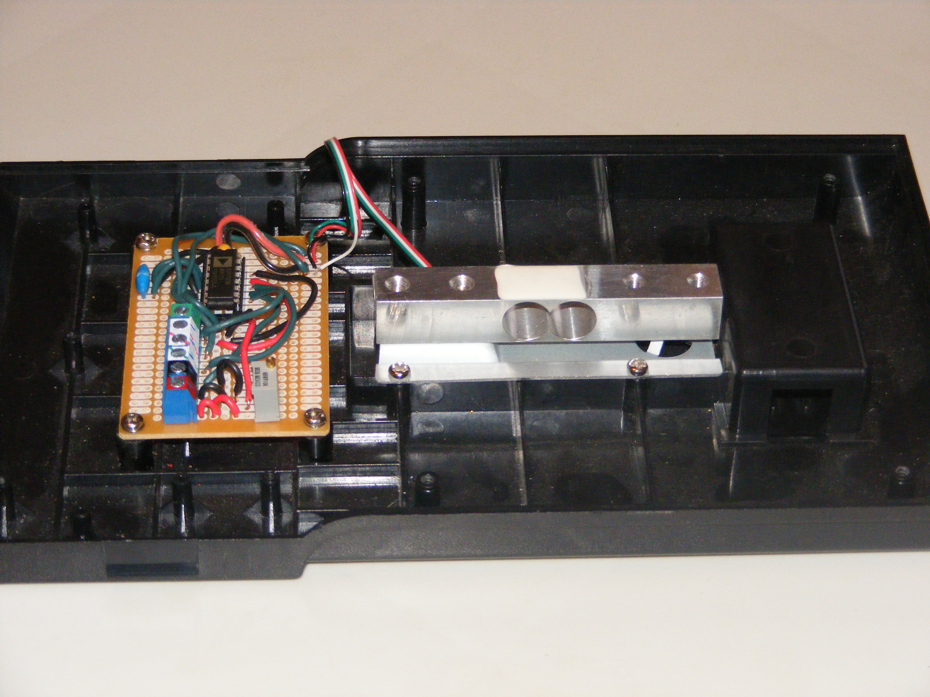Need help with Load cell — Parallax Forums