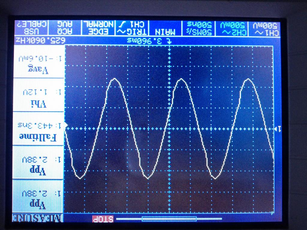 Medium Frequency Sine Waves (1~3MHz) using PASM into a R2R