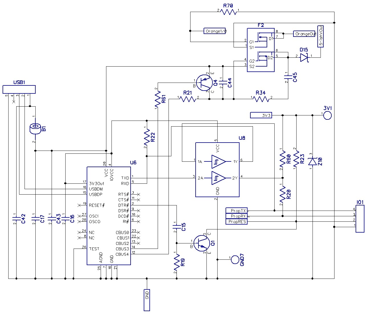 Programming Prop Via Ftdi And 4 Pin Header Solved Parallax Forums Cable Schematic Propprogramming