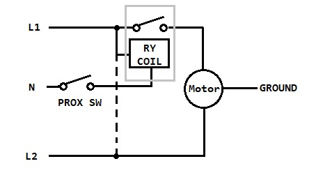 220v relay and proximity switch — Parallax ForumsParallax Forums