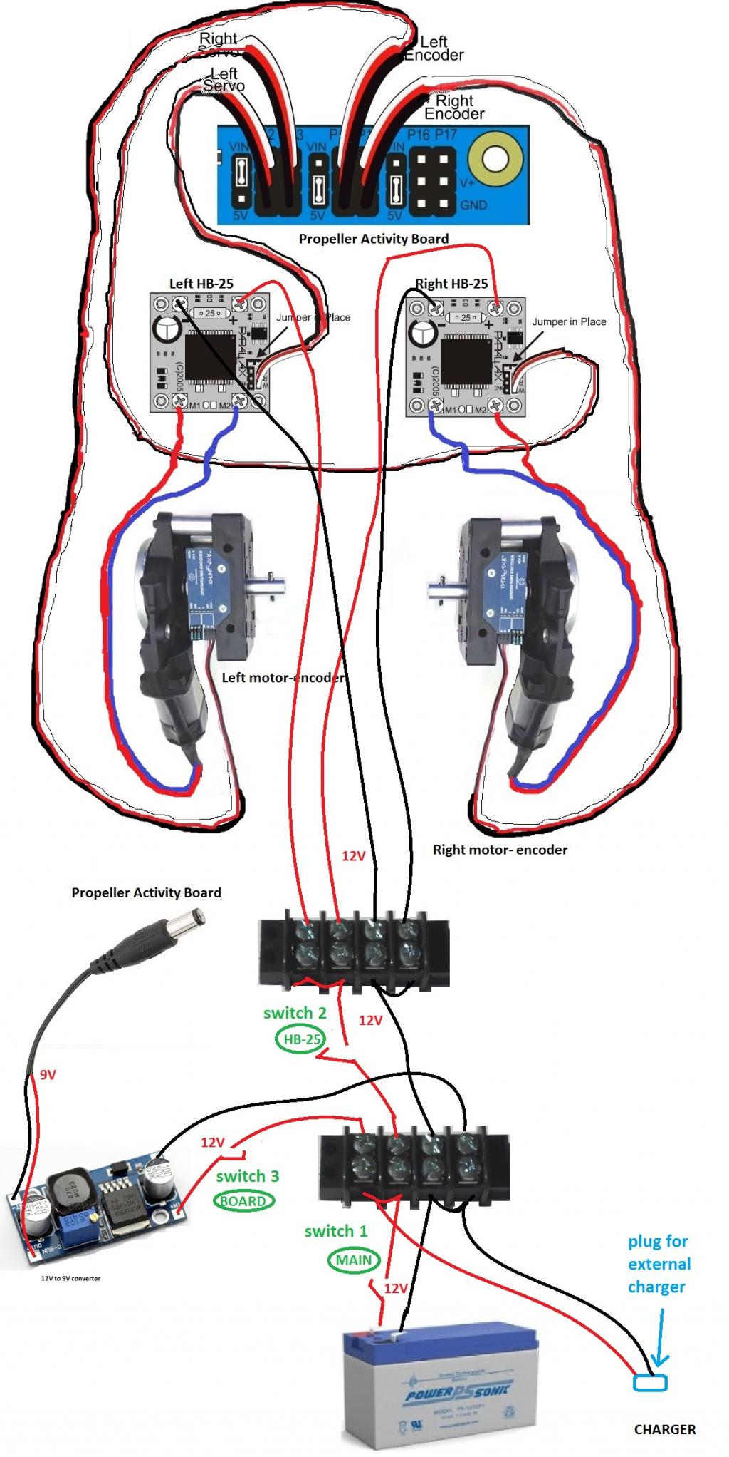 Arlo Batteries And Charging Parallax Forums Converter Wiring Diagram Wiring3