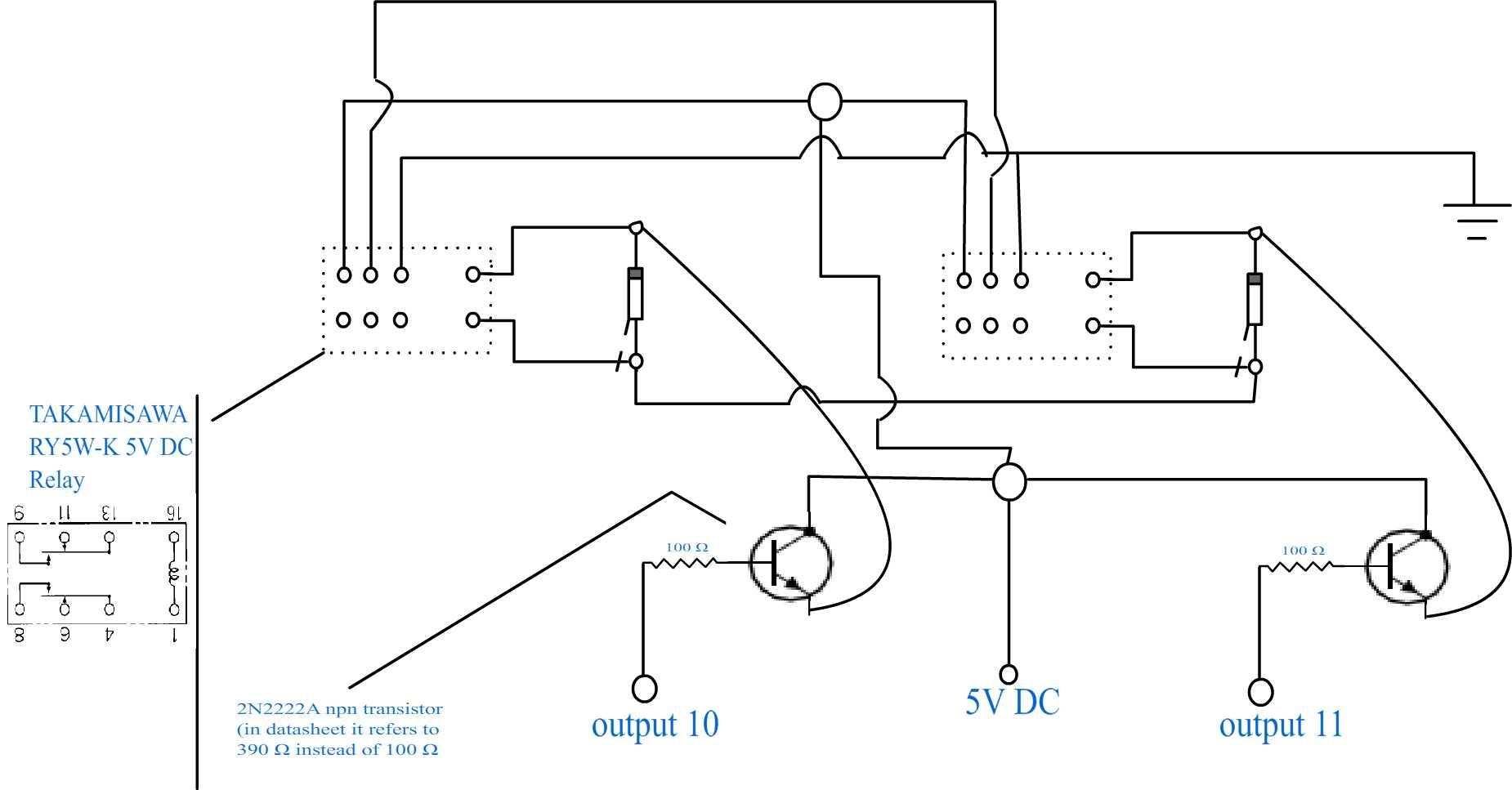 Dc Motor And Basic Stamp 2 Parallax Forums Control Circuit Electronics Forum Circuits Projects Bi Polar