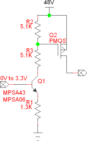Can't get P-Channel Mosfet to turn OFF!!! — Parallax Forums