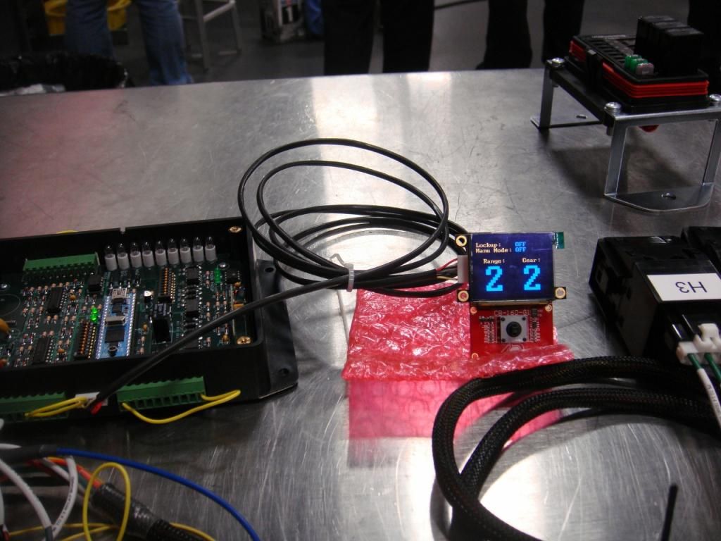 PROJECT: Automatic Transmission Interface board (part 1 of 3 ... on