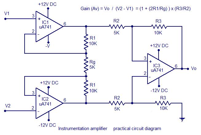 Strain Gauge Ampliferying problems — Parallax Forums