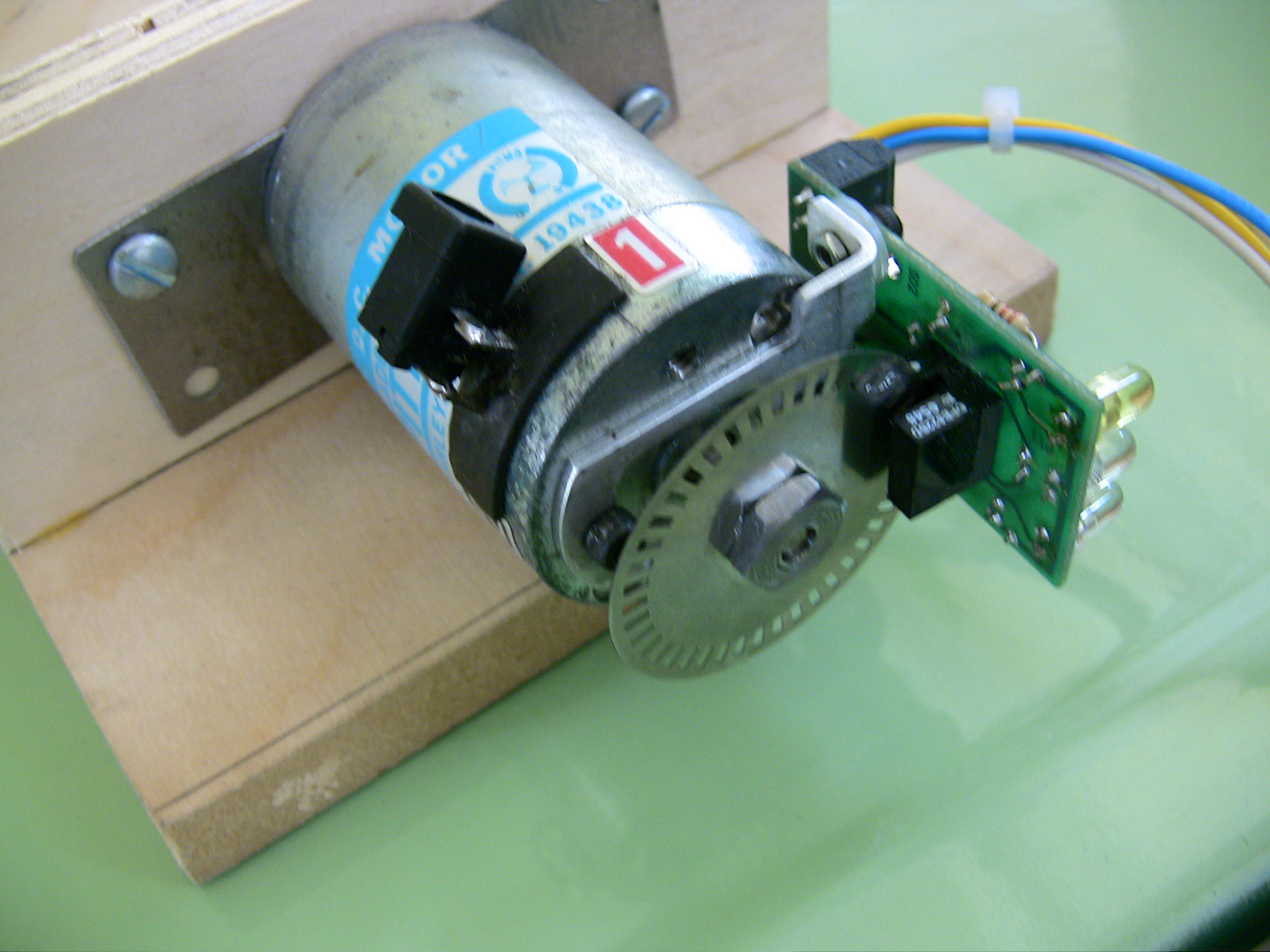 Using an encoded dc motor as a stepper equavalent cnc for Best stepper motor for cnc