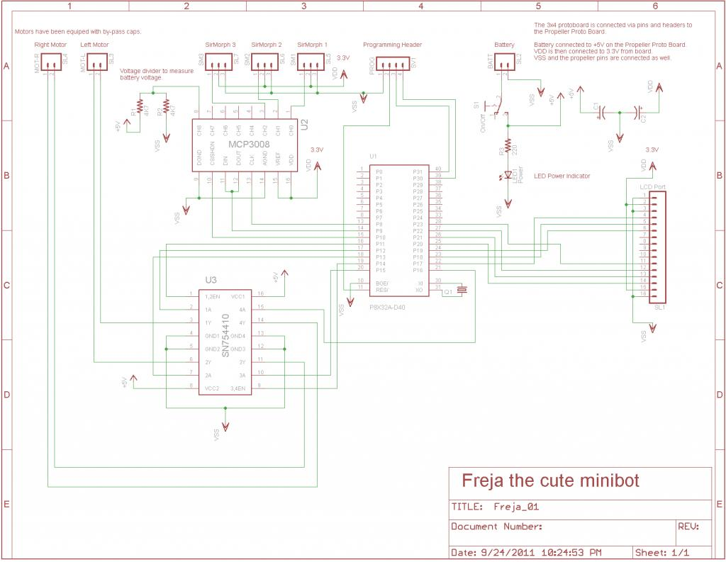 Parallax Converter Wiring Diagram - Dolgular.com