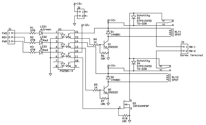 sabertooth motor controller schematic