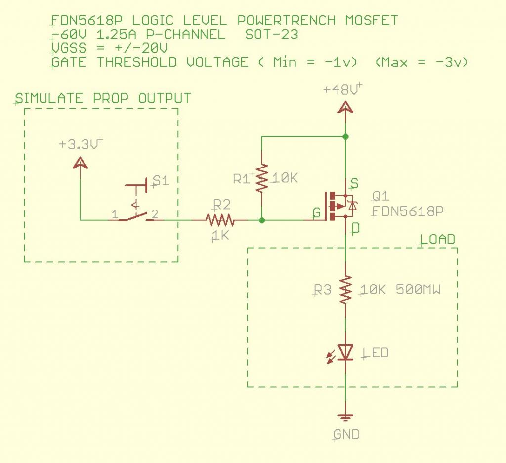 Mc34063 With External N Mosfet Page 1 Circuitlab Mosfetled