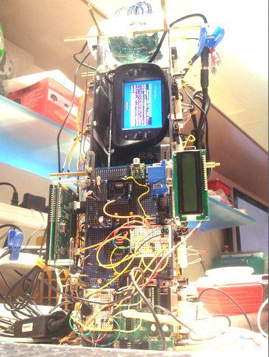 machine test php