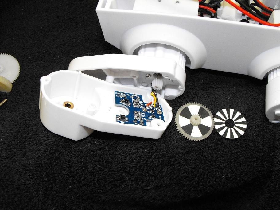 Wheel Encoders Dagu 5