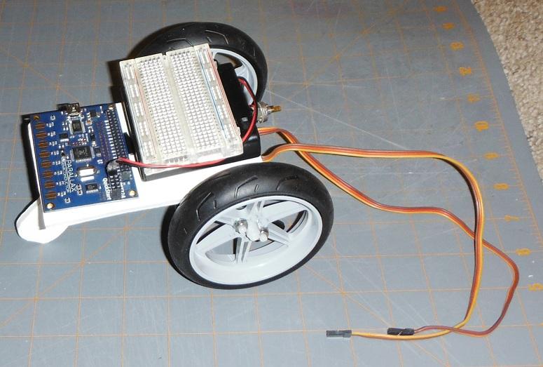 Cheap Bot A Possible Bsa Robotics Merit Badge Robot Parallax Forums