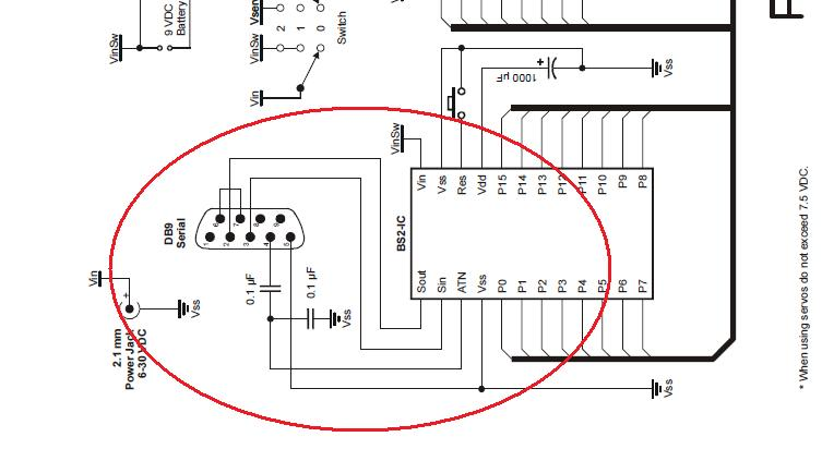 Parallax Usb To Serial Rs232 Adapter Schematic - Somurich.com