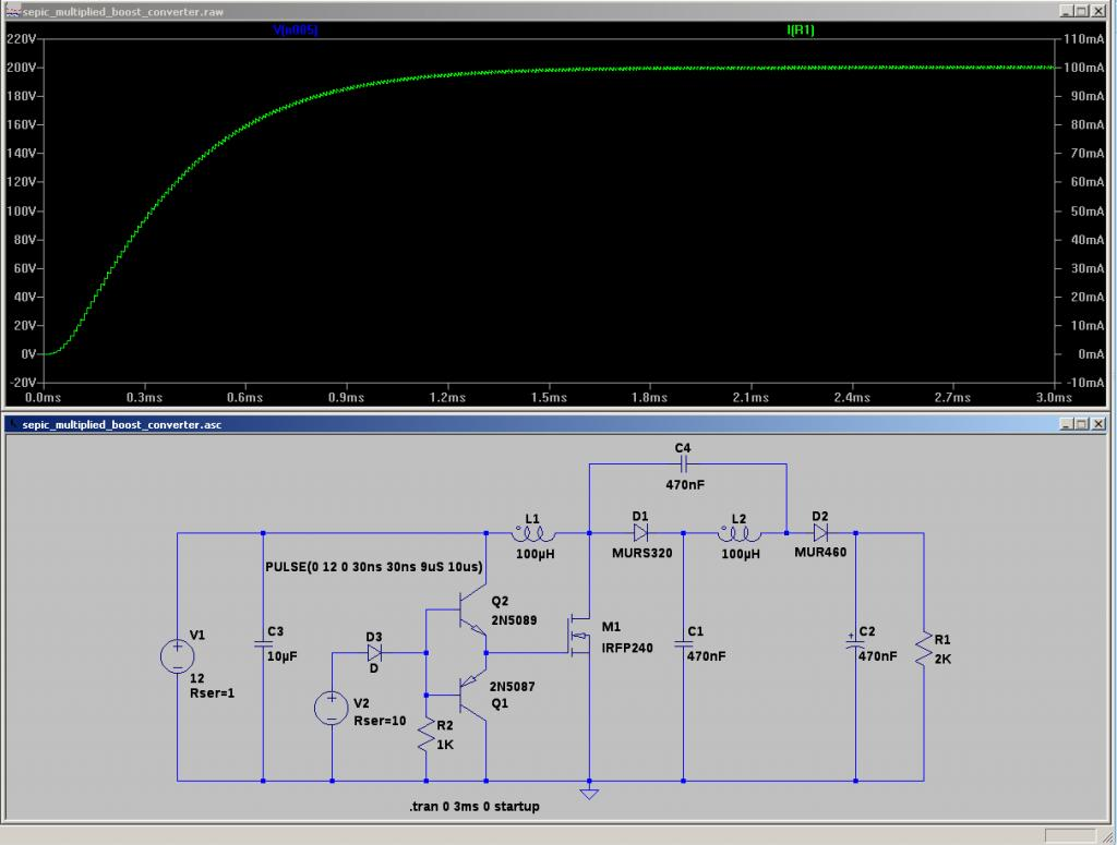 Crowbar Protection Circuit Works Over Voltage Protection Circuit