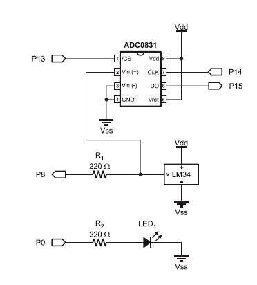 lm34 mcp3204 wiring questions parallax forums