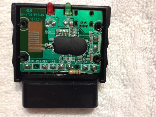 how to fix a ps2 wireless controller